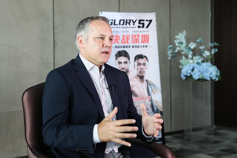 女足排名 创sports大咖谈:专访Glory首席执行官马歇尔-兹拉兹尼克