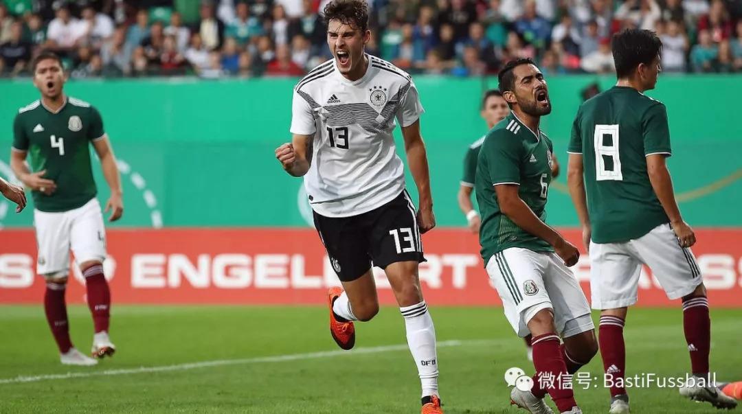 【热点】德国队缺9号,U21队大把!