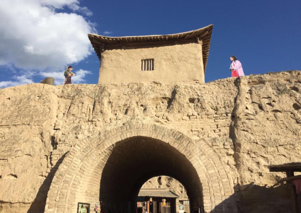 中国八大影视城,还原历史风貌,实现你的穿越之旅