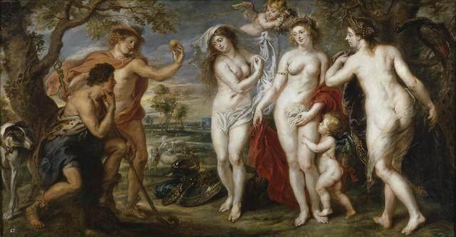 揭秘 维纳斯断臂之谜,褪去古希腊神话人物外衣,认识不一样维纳斯图片