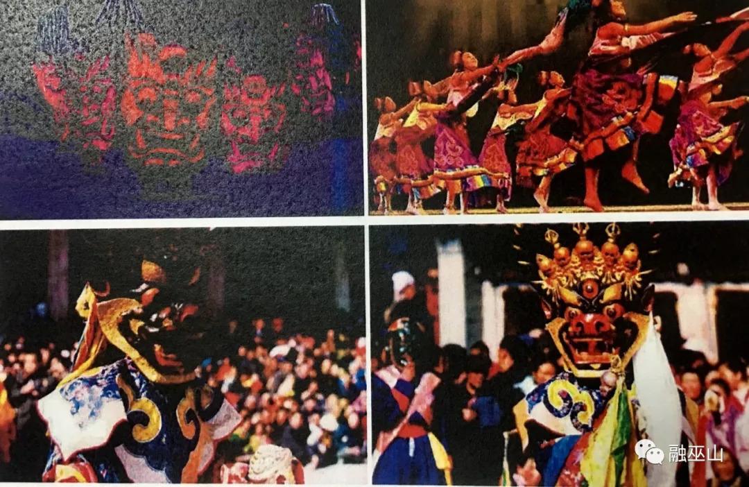第十二届巫山国际红叶节开幕式晚会深度创意抛出图片