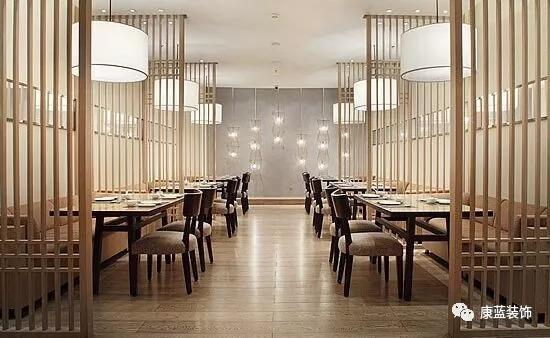餐厅应该如何吸粉?这六个餐厅装修设计要点值得收藏!