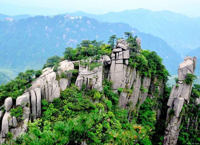 安徽最看重的三座名山,黄山竟然是最没背景的,有一座山来头不小