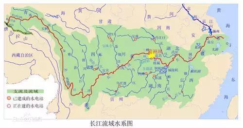 (1) 青川甘宁内蒙古,晋陕过后入豫鲁.图片