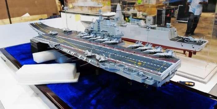 马来防务展,中国准备卖航母? 交易对象已确定, 这个国家出乎所有人意外