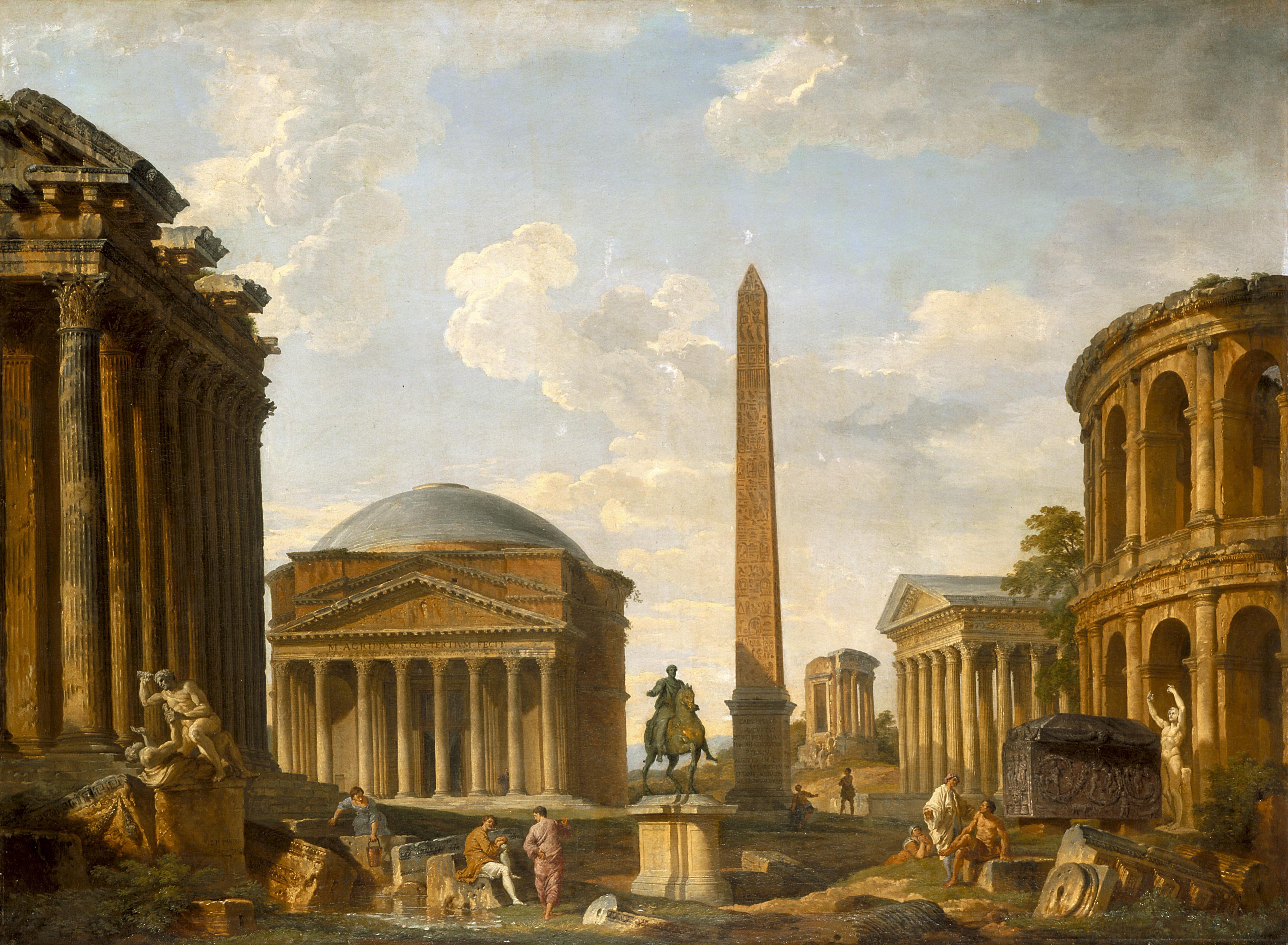欧洲行(34)罗马散记