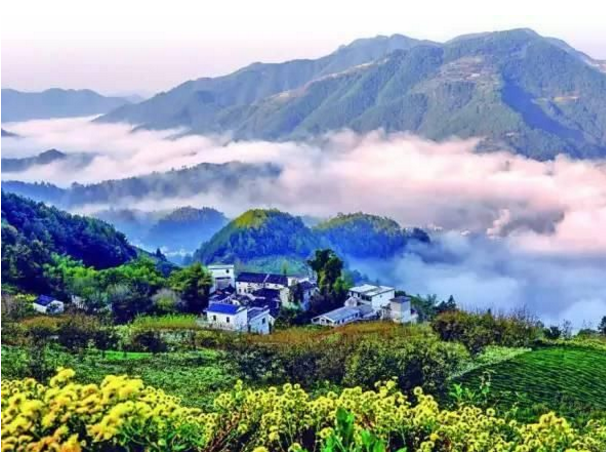 黄山最美的秋色不在山上,而在这些古村里
