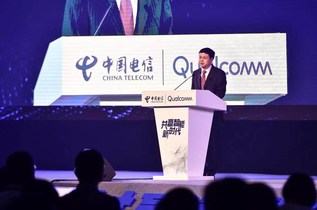 原中国电信董事长杨杰调任中国移动董事长、党组书记