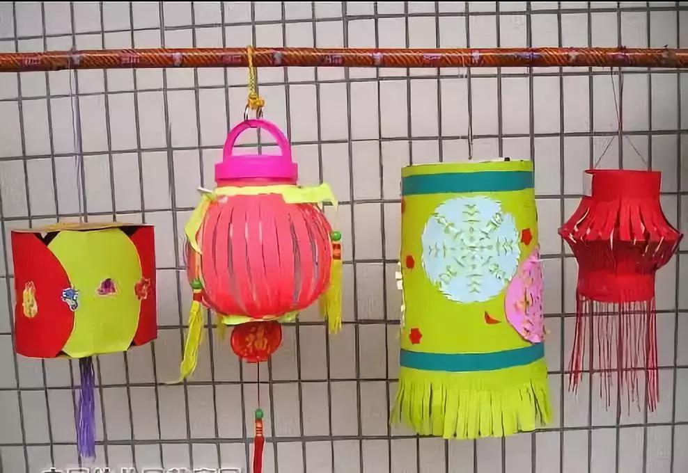 幼儿园中秋节特色环创布置,提前收藏了!(三)