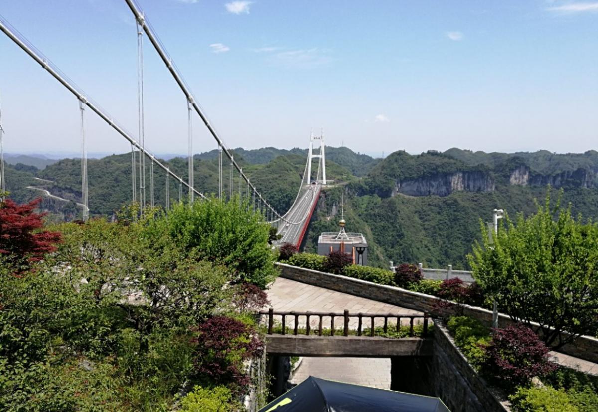 这座大桥看一看都要收门票?景区套票168元