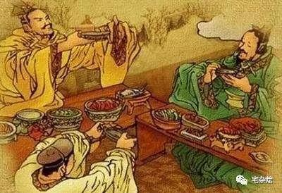 穿越者必修之中国古代饮食(一)