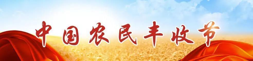 快来看中国农民丰收节!100个乡村活动、美食、品牌、村庄大盘点