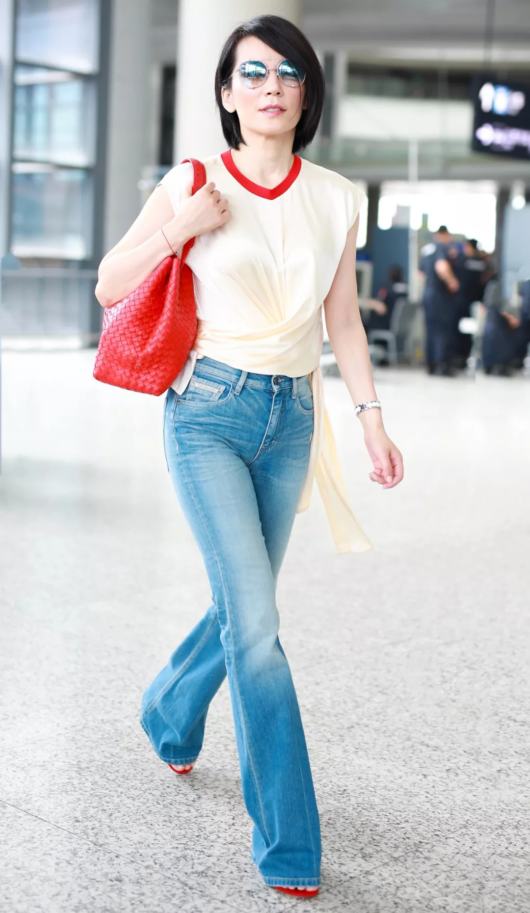 你的牛仔裤和你的腿三观一致么?