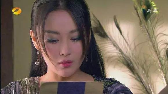 张馨予《天龙八部》饰演马夫人康敏▲