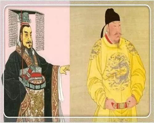 历史上这么多皇帝的龙袍都是黄色的 为什么只有秦始皇是黑色的