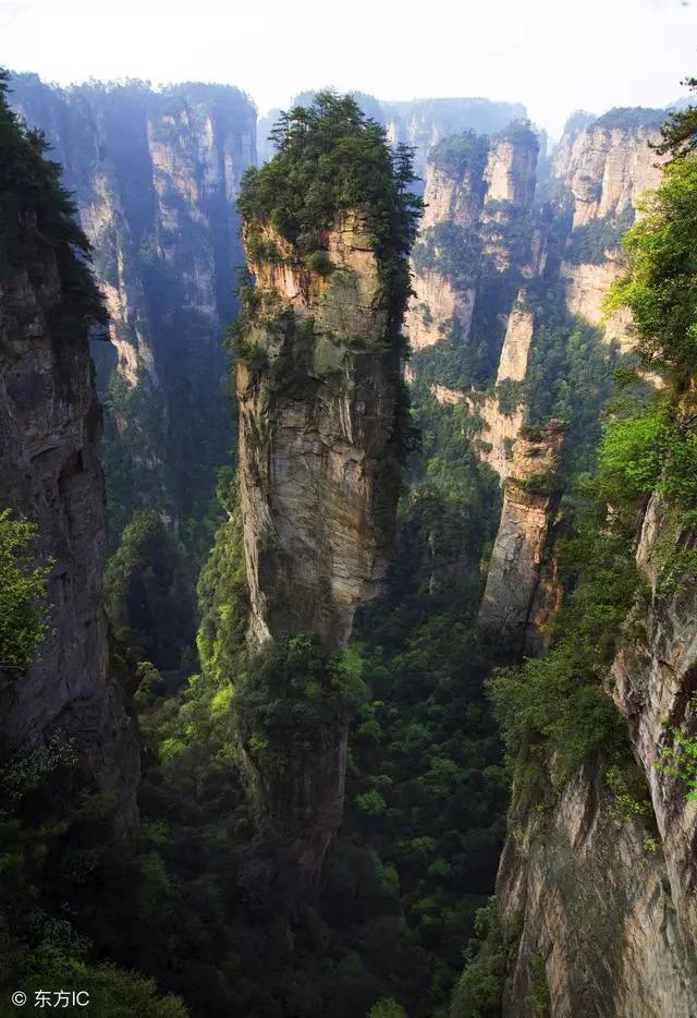 中國性價比最高的景點之一,張家界的必去景點,淡季門票80玩4天