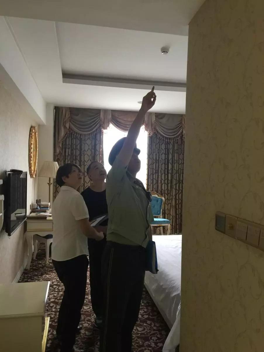 洪江区开展宾馆酒店旅游区民宿场所消防安全专项整治行动