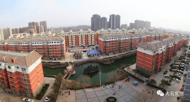 大名县北部新区规划图首次曝光