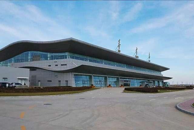 皇岛机场旅客吞吐量突破30万人次