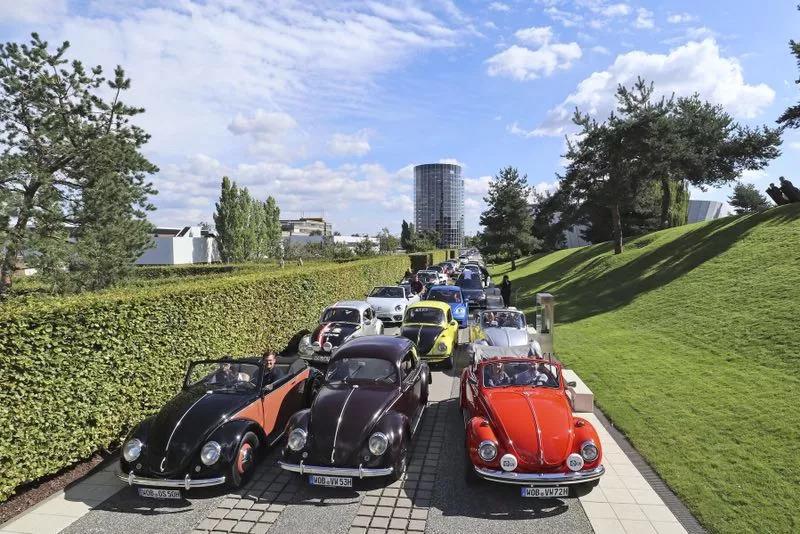 沃尔夫斯堡,臭虫迷节,庆祝第二代甲虫诞生20周年