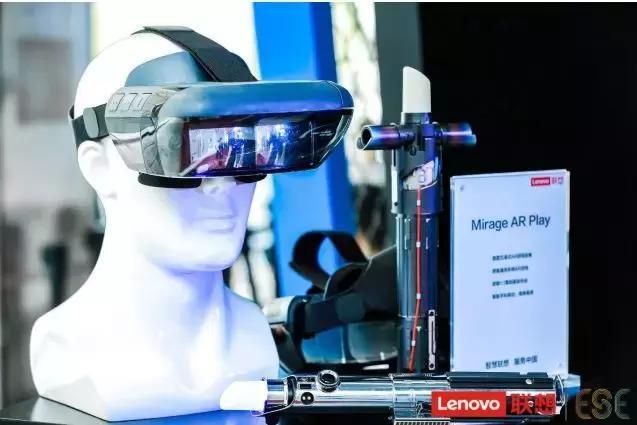 """联想参展电信""""天翼展"""",ThinkPad、VR头盔、智能家居悉数亮相"""
