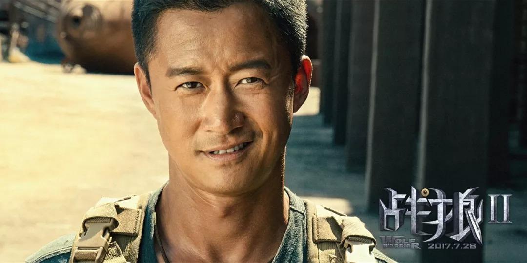电影《战狼2》将重映 全程没有尿点值得再重温一次