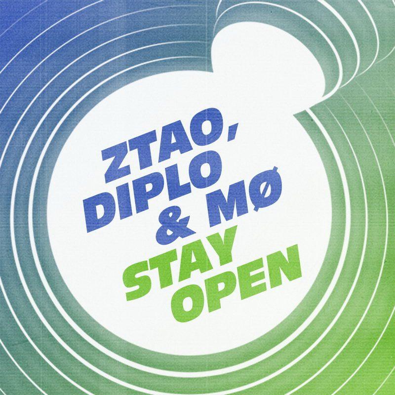 黃子韜《Stay Open》上線 打造夢幻音樂世界