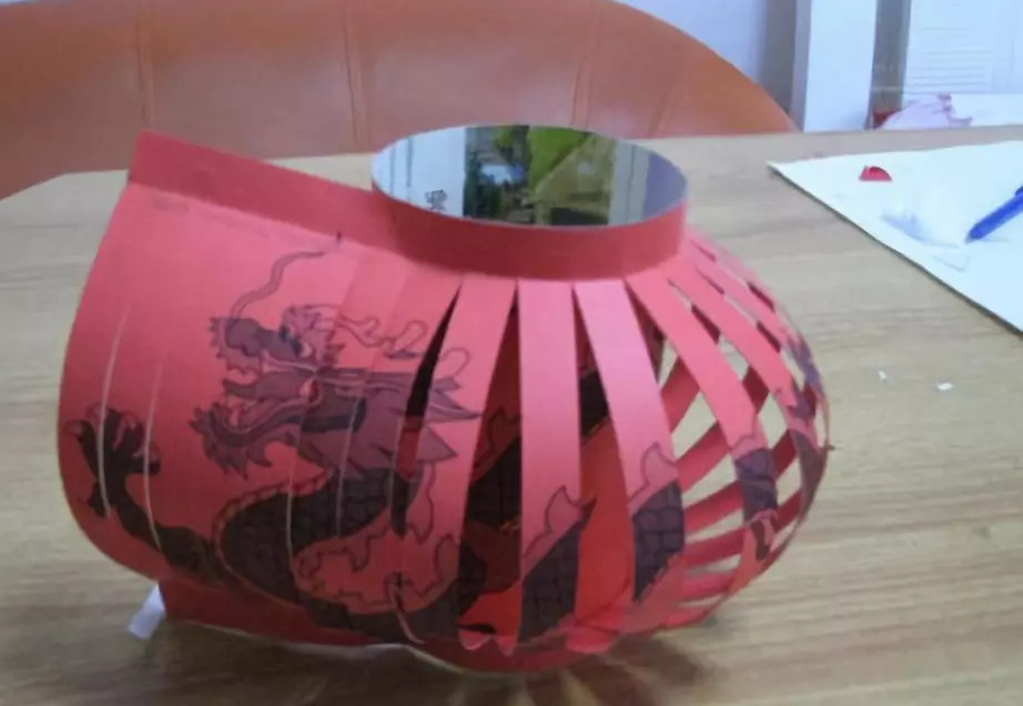 中秋节儿童手工灯笼制作,快来制作属于自己的灯笼吧(附教程)