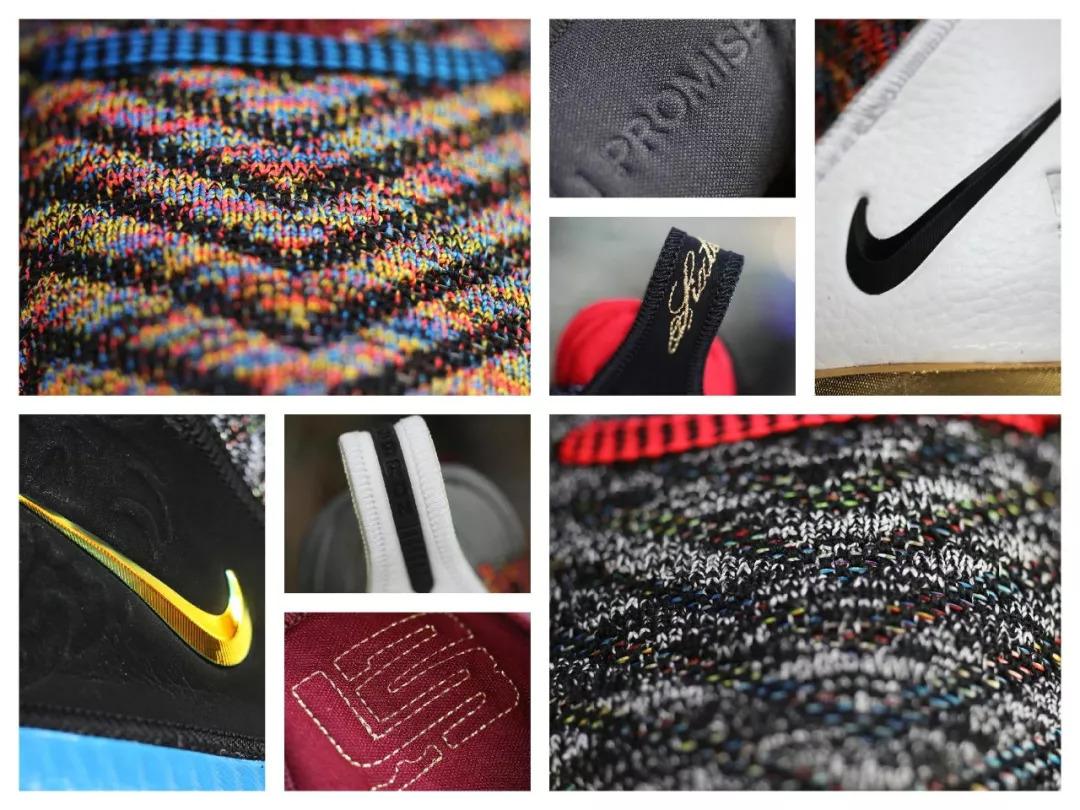61d948a0733 XH55超限量發售   Nike LeBron 16