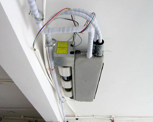 中央空调工程安装—中央空调工程安装步骤