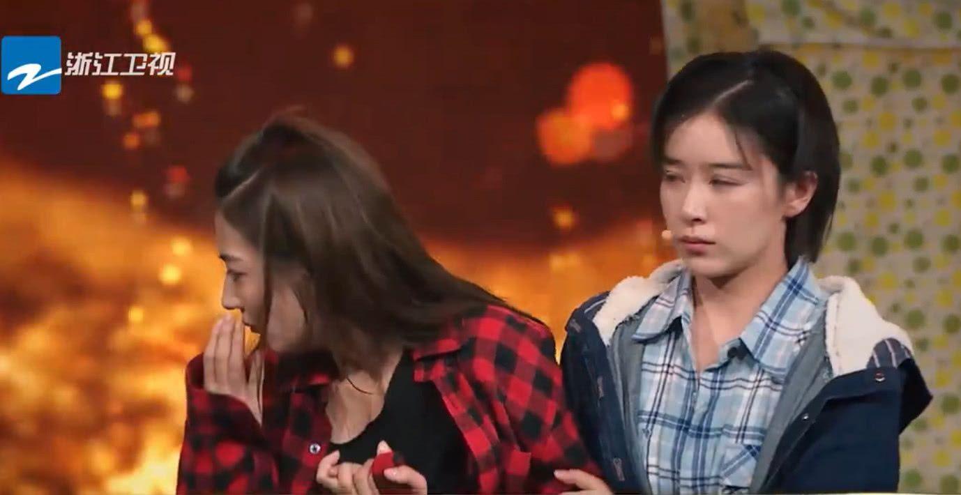 《我就是演员》徐璐现场突然呕吐,网友:阚清子就没她戏多!
