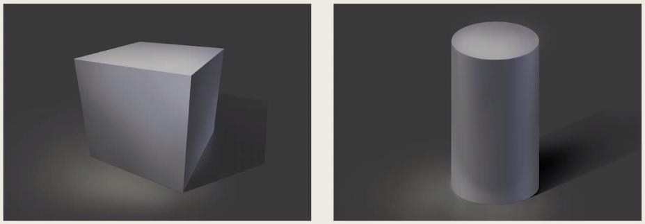 零基础厚涂插画技法教程之金属绘制