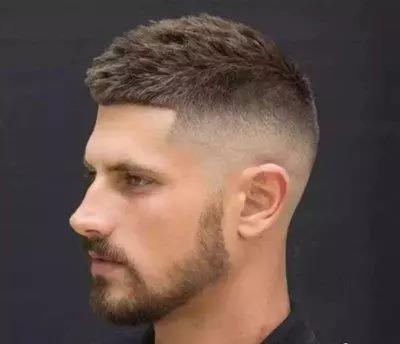 2018男生两边剃掉头发的好看发型,帅破天际有木有!