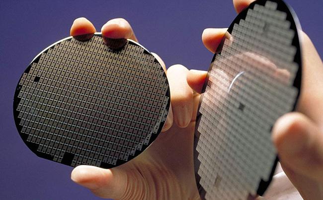 紫外激光打标机在硅晶圆中的应用