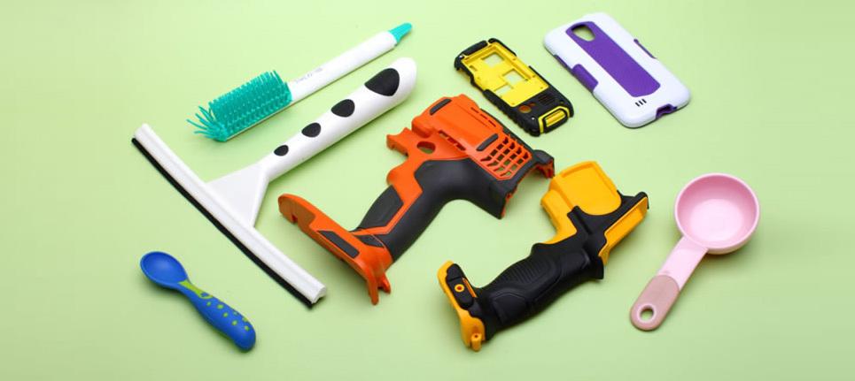 环保TPE材料应用于工具手柄包胶