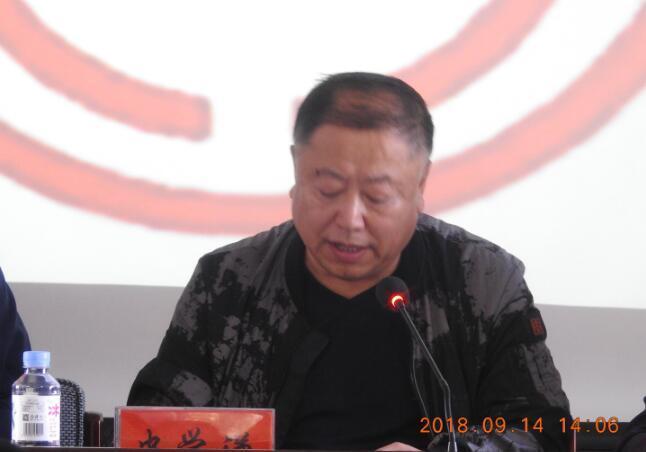 克东县中华职教社第四次社员代表大会