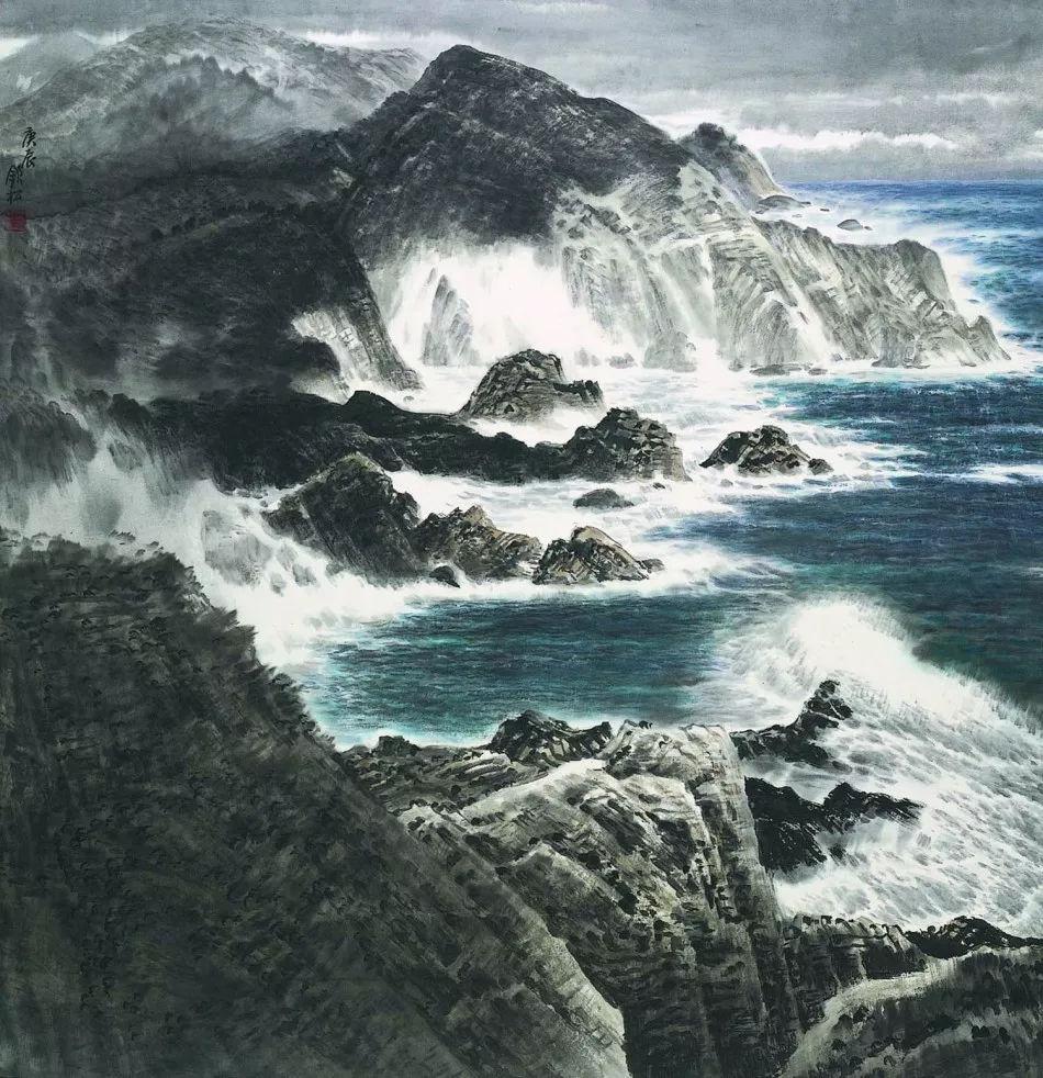 评论| 范迪安:许钦松山水画的创作特征图片