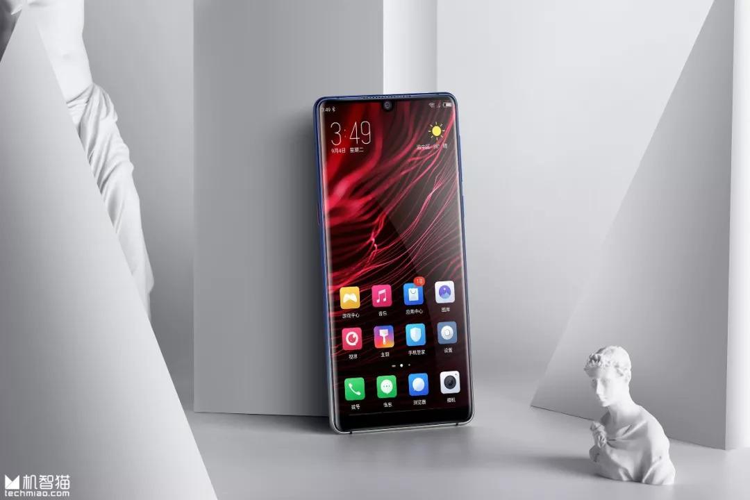 除了颜值,是什么让这款手机首销分分钟告罄?
