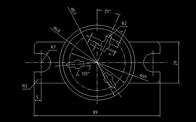 工程图 平面图 640_400