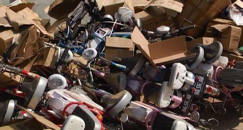 一批价值600万的假冒产品被销毁,小心你家正在用!_魅力生活网_魅力泷州_魅力罗定