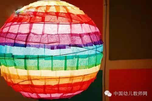 【多图】中秋节手工灯笼制作
