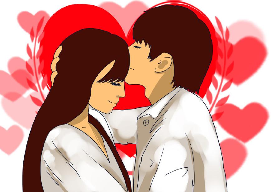 就去做去就吻_每天回到家,第一件事就是给你一个甜甜的吻,然后再去做别的事情,在你