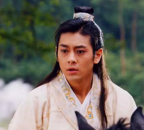 林志颖最帅的4大古装角色,段誉垫底,小鱼儿第二,第一惊艳时光