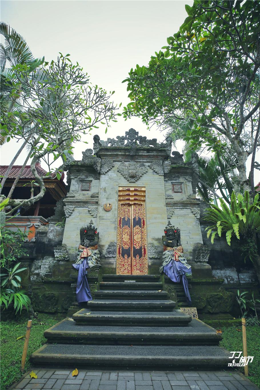 亚洲最小巴厘岛迷你版的王宫相比国内的最好。