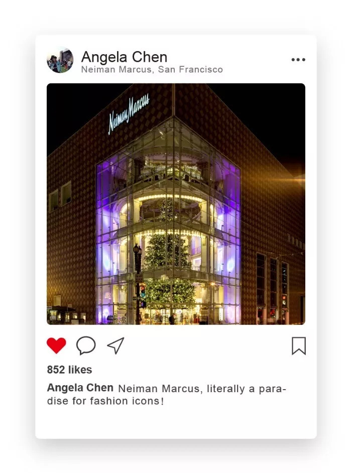 解密百年时尚王国Neiman Marcus:完善购物