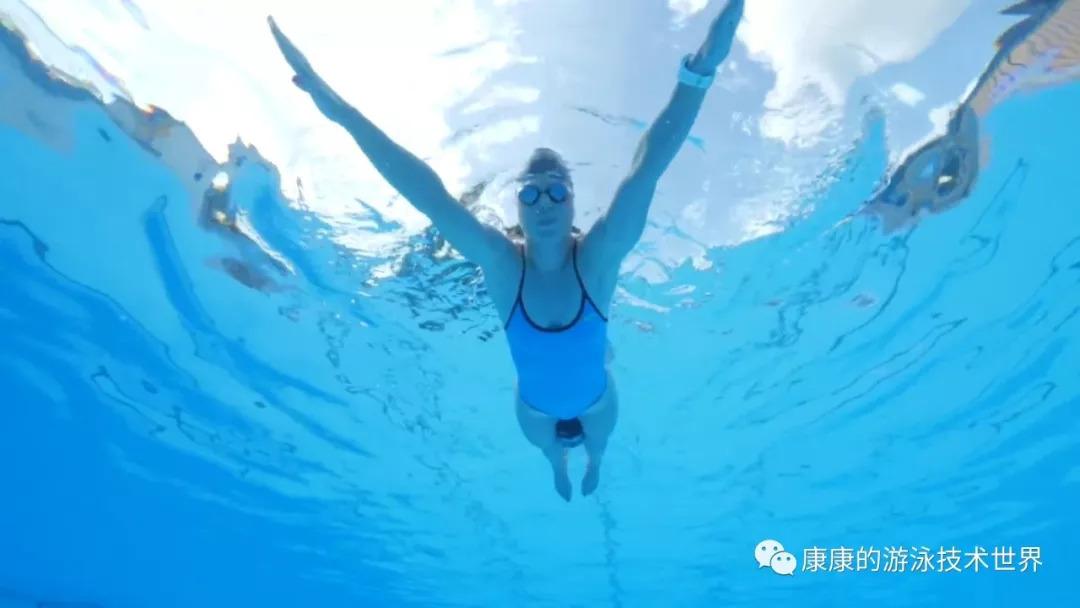 练习部分自由泳划手抓水教程2高颜值奥运会现代五项亚军