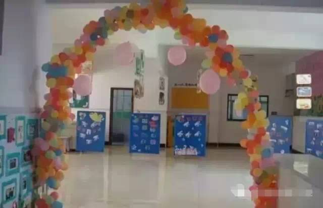 幼儿园六一通知栏 主题墙 舞台布置环创设计集锦,幼师们都要看看图片