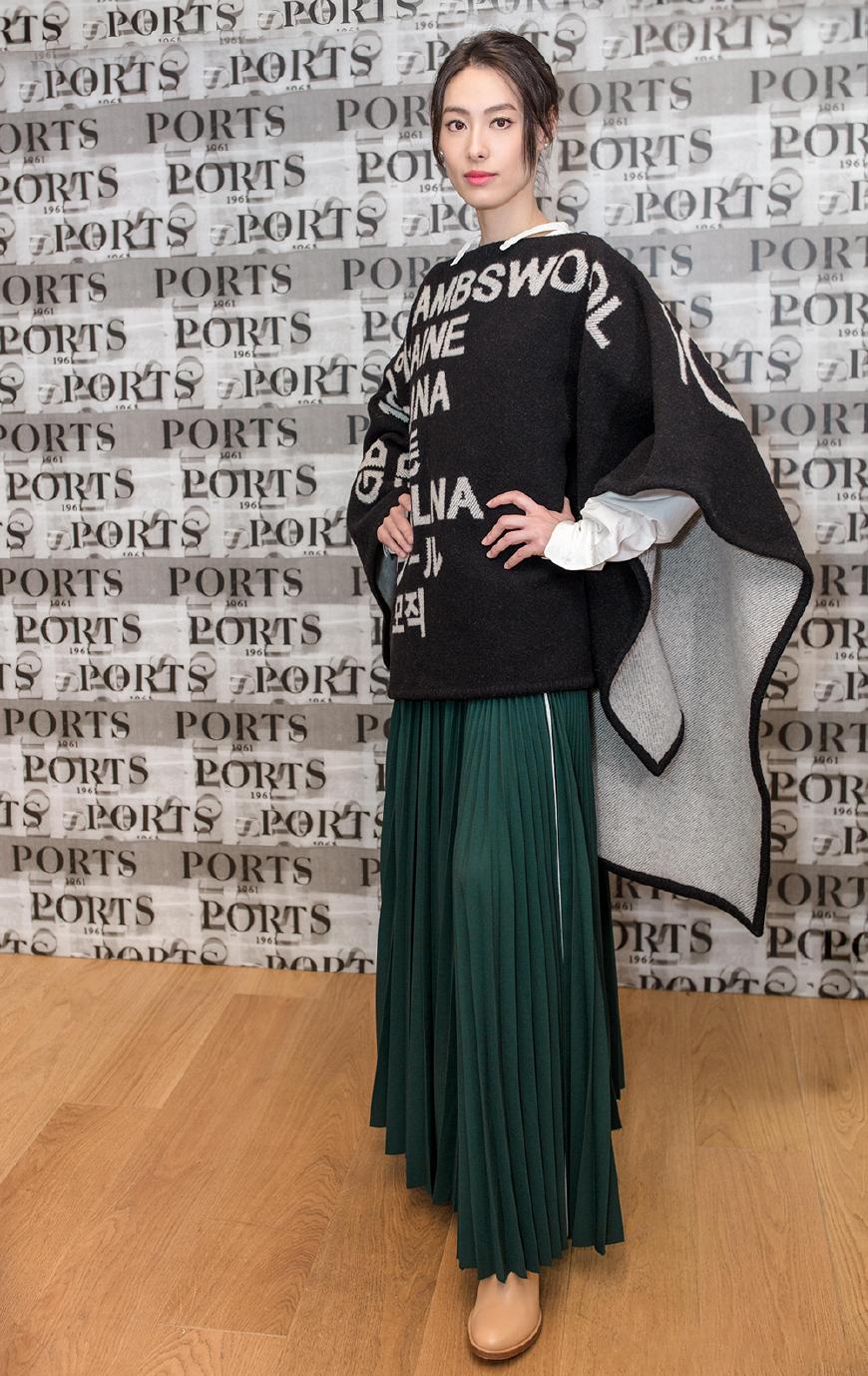 梁洛施复出气质飙升,即将参加伦敦时装周首秀,30岁女神又回来啦