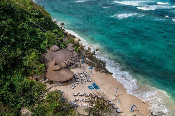 酒店点评:乌鲁瓦图的卡玛坎达拉,远离巴厘岛的喧嚣