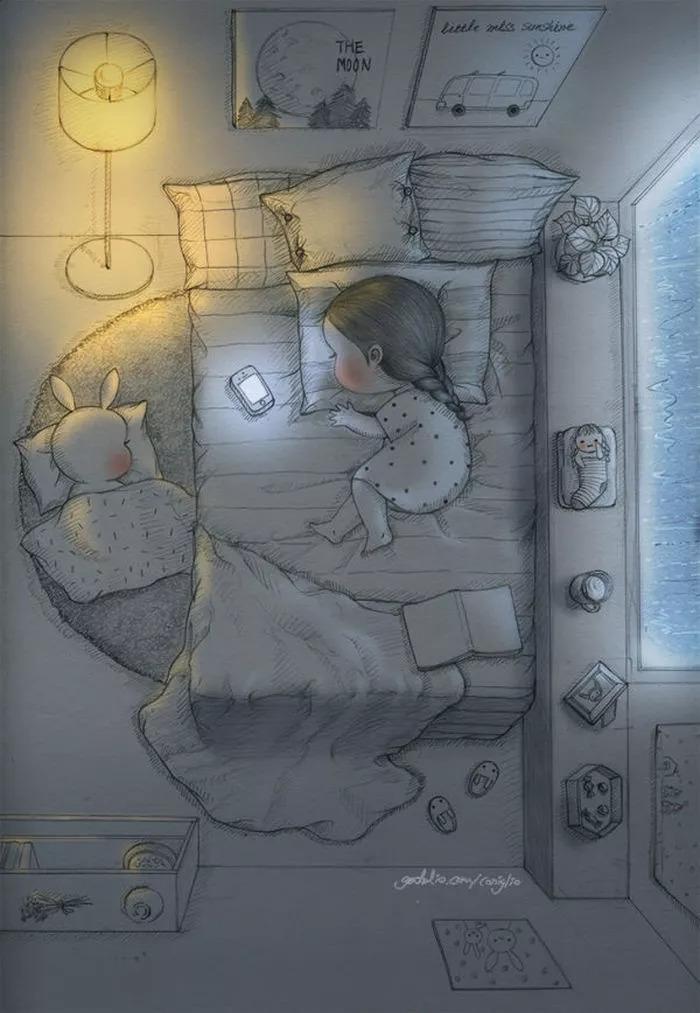 孩子睡覺前少做這件事,身高竟少長10公分!家長一定要注意